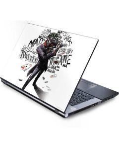 Brilliantly Twisted - The Joker Generic Laptop Skin