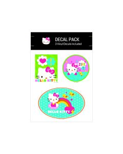 Hello Kitty Bright Colors Medium Decal Pack