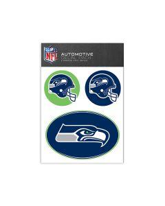 Seattle Seahawks Medium Decal Pack