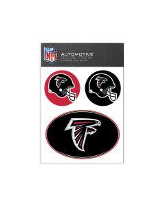 Atlanta Falcons Medium Decal Pack