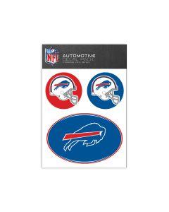 Buffalo Bills Medium Decal Pack