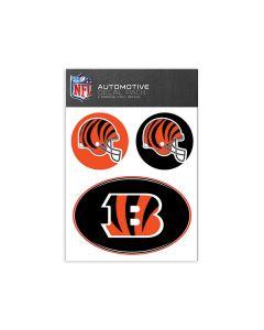 Cincinnati Bengals Medium Decal Pack