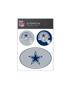 Dallas Cowboys Medium Decal Pack