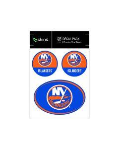 New York Islanders Medium Decal Pack