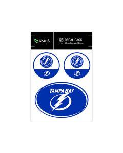 Tampa Bay Lightning Medium Decal Pack