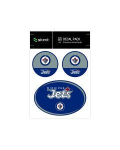 Winnipeg Jets Medium Decal Pack