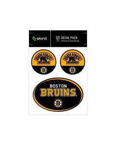 Boston Bruins Medium Decal Pack