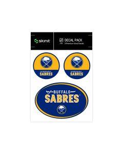 Buffalo Sabres Medium Decal Pack