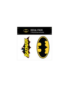 Batman Classic Small Decal Pack
