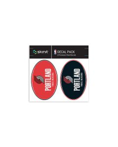 Portland Trail Blazers Small Decal Pack