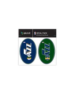 Utah Jazz Small Decal Pack
