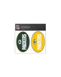 Green Bay Packers Small Decal Pack