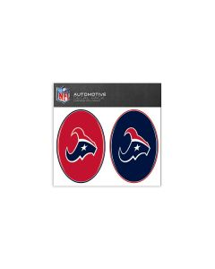 Houston Texans Small Decal Pack