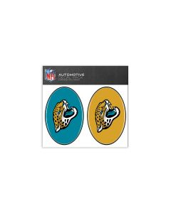 Jacksonville Jaguars Small Decal Pack