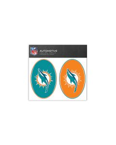 Miami Dolphins Small Decal Pack