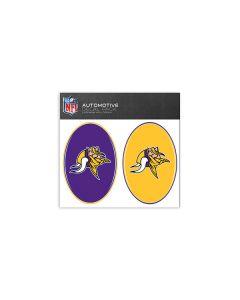 Minnesota Vikings Small Decal Pack