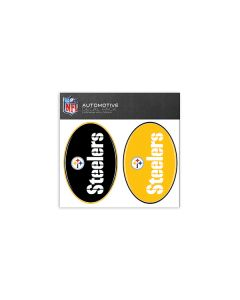 Pittsburgh Steelers Small Decal Pack