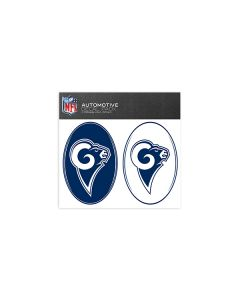 Los Angeles Rams Small Decal Pack