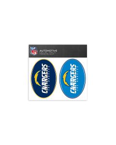 Los Angeles Chargers Small Decal Pack