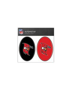 Tampa Bay Buccaneers Small Decal Pack