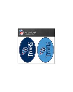 Tennessee Titans Small Decal Pack