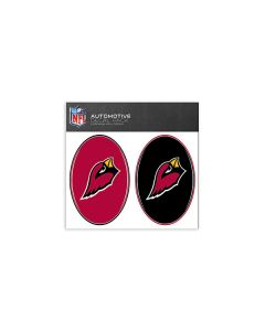 Arizona Cardinals Small Decal Pack