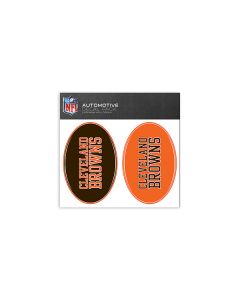 Cleveland Browns Small Decal Pack