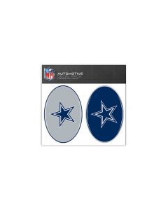 Dallas Cowboys Small Decal Pack