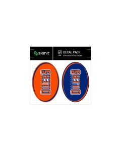 Edmonton Oilers Small Decal Pack
