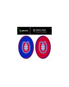 Montreal Canadiens Small Decal Pack