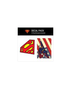 Superman Americana Small Decal Pack