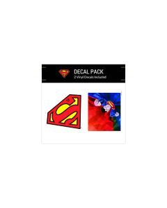 Superman Crystalized Small Decal Pack