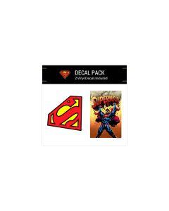 Superman Comicbook Hero Small Decal Pack