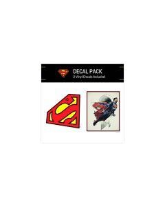 Superman Modern Small Decal Pack