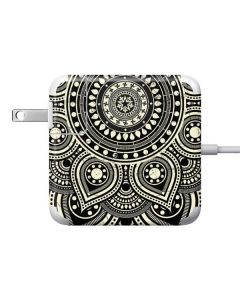 Sacred Wheel 85W Power Adapter (15 and 17 inch MacBook Pro Charger) Skin