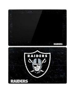 Las Vegas Raiders Distressed Surface RT Skin