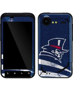 Duquesne Dukes Distressed Droid Incredible 2 Skin