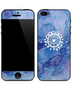 Mandala Symmetry iPhone 5/5s/5SE Skin