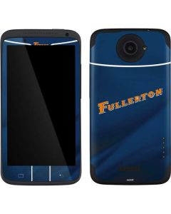 Cal State Fullerton Blue Jersey One X Skin