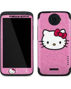 Hello Kitty Face Pink One X Skin