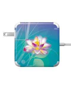 Lotus 85W Power Adapter (15 and 17 inch MacBook Pro Charger) Skin
