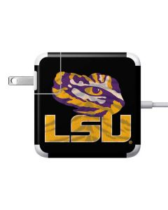 LSU Tiger Eye 85W Power Adapter (15 and 17 inch MacBook Pro Charger) Skin