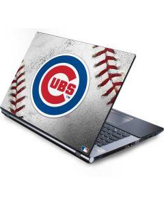 Chicago Cubs Game Ball Generic Laptop Skin