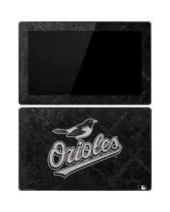 Baltimore Orioles Dark Wash Surface RT Skin