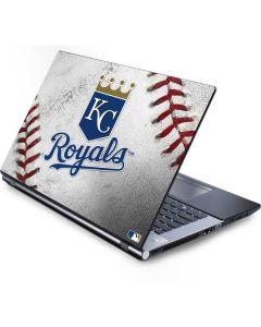 Kansas City Royals Game Ball Generic Laptop Skin