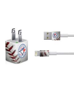 Toronto Blue Jays Game Ball iPhone Charger (5W USB) Skin