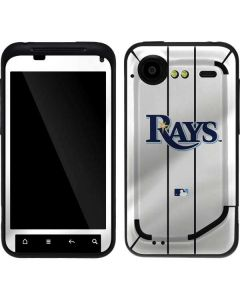 Tampa Bay Rays Home Jersey Droid Incredible 2 Skin