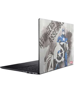Captain America is Ready Ativ Book 9 (15.6in 2014) Skin