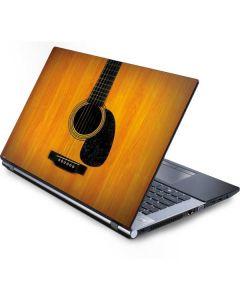 Wood Guitar Generic Laptop Skin