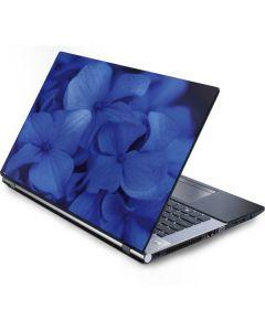 Blue Hydrangea Flowers Generic Laptop Skin